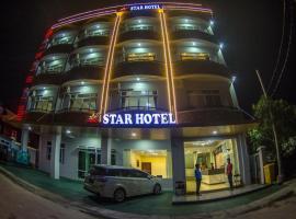STAR HOTEL (Pyin Oo Lwin), hotel in Pyin Oo Lwin