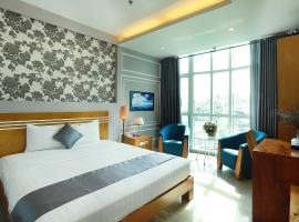 Lucky Star Hotel 266 De Tham, hotel in Ho Chi Minh City