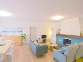 Point Break, apartment in Oostduinkerke