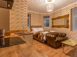 Premier Rooms Teesside, hotel near Durham Tees Valley Airport - MME, Stockton-on-Tees
