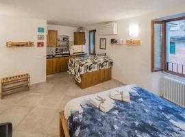 Ventu de Ma Studio 1 with AC, hotel in Vernazza