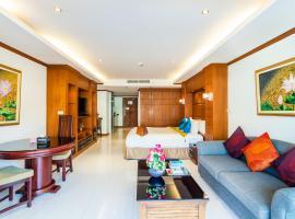 タラ コート ホテル、パタヤ・サウスのホテル
