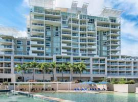 Pelican Waters Golf Resort and Spa Unit 1006, hotel in Caloundra