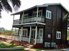 Casa Seaesta Beach Cottages and Suites, hotel with pools in Arambol