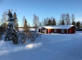 Lake Sieri House, loma-asunto Rovaniemellä