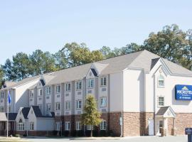 Microtel Inn & Suites by Wyndham Macon, hotel in Macon