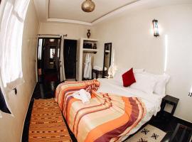 Riad Tama & spa, riad in Ouarzazate
