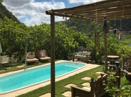 Pousada Trilha do Velho Chico, pet-friendly hotel in Piranhas