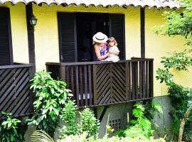 Pousada Recanto dos Madda's, accessible hotel in Paraty