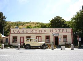 Cardrona Hotel, hotel in Cardrona