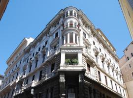 Hotel Le Petit, hotel in Via Nazionale, Rome