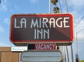 La Mirage Inn Hollywood, B&B in Los Angeles