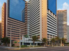 Holiday Inn Fortaleza, hotel in Meireles, Fortaleza
