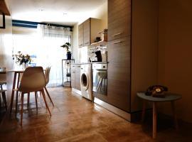 Studio moderne Argeles sur mer.La plage à pieds, Espagne à 30mn, apartment in Argelès-sur-Mer