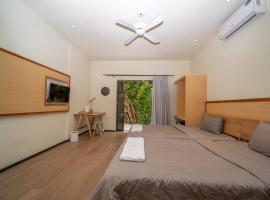 Tranquila Maldives, hotel v mestu Rasdu