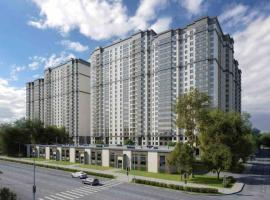Жюль Верн 6, отель в Нижнем Новгороде