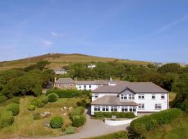 Beacon Country House Hotel, hotel in St. Agnes