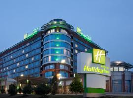 Holiday Inn Almaty, hotel in Almaty
