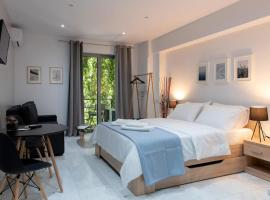 Bright Eco Studios, hotel in Athens