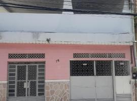 JARAGUÁ RESIDENCE, homestay in Maceió