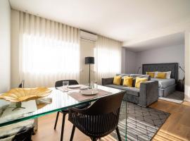 """Bracara Guest House """"Campo das Hortas"""", apartamento em Braga"""