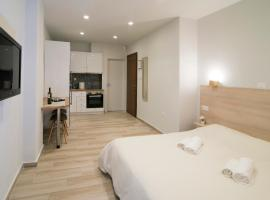 Lovely central studio!, hotel in Athens