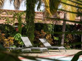 Posada del Molino, hotel en Todos Santos