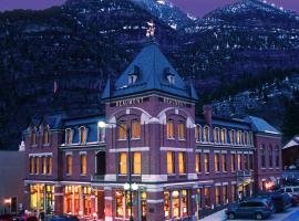 Beaumont Hotel and Spa - Adults Only, spa hotel in Ouray