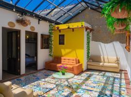 La Casa De Las Plazas, habitación en casa particular en Bogotá