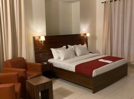 Posh Hotel and Suites, hotel in Lagos