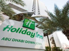 Holiday Inn Abu Dhabi Downtown, hotel in Abu Dhabi