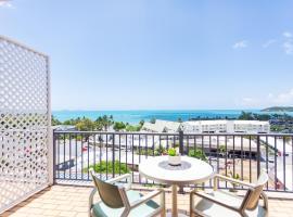 OCEAN VIEWS 10A, hotel in Airlie Beach