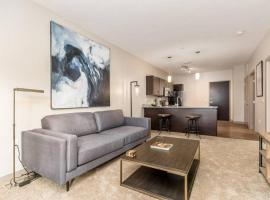 LUXURY 1BR APARTMENT l ENTERTAINMENT FREE PARK, vacation rental in Columbus