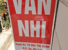 VÂN NHI HOME, hotel in Da Lat