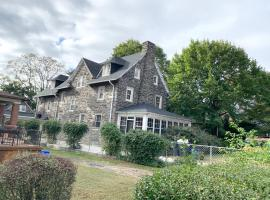 Comfortable Overbrook Mansion, homestay in Philadelphia