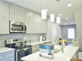 West Phila Luxerous Row Home, vacation rental in Philadelphia