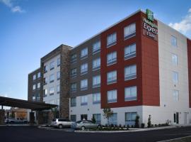 Holiday Inn Express & Suites West Memphis, hotel near Beale Street, West Memphis