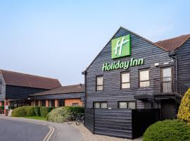 Holiday Inn Cambridge, hotel near Cambridge Airport - CBG,