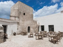 Torre Vella Fontenille Menorca, pet-friendly hotel in Son Bou