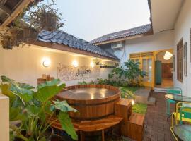 Wonderloft Hostel Jogja, hotel di Yogyakarta