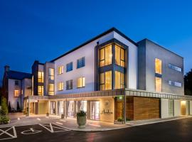 Avalon House Hotel, hotel in Castlecomer