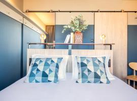 Hotel Kaijoo by HappyCulture、ストラスブールのホテル