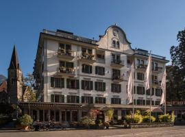 Hotel Interlaken, hotel in Interlaken