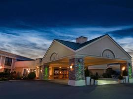 Holiday Inn Buffalo International Airport, hotel near Buffalo Niagara International Airport - BUF,