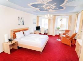Hotel Rose, hotel in Weißenburg in Bayern