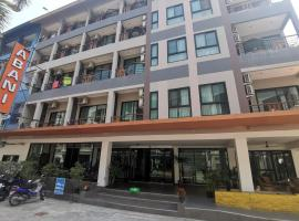Abani Hotel Jomtien, отель в городе Джомтьен-Бич