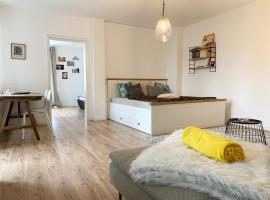 Westside Apartments, pet-friendly hotel in Leipzig