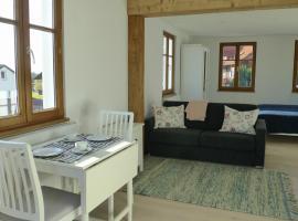 Ferienwohnung Martinshöhe, apartment in Oberreute