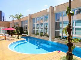 Vitória Hotel Concept Campinas, hotel em Campinas