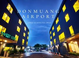 Sweet Loft Hotel Don Muang, hotel near Don Mueang International Airport - DMK, Bangkok
